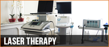 Laser Therapy services london