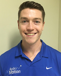 Leon Walsh - REGISTERED PHYSIOTHERAPIST